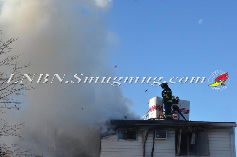 Bellmore F D  House Fire 105 Bellmill Road 11-23-13-20
