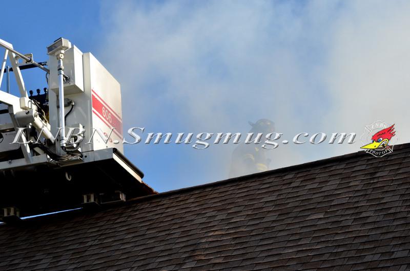 Bellmore F D  House Fire 105 Bellmill Road 11-23-13-11