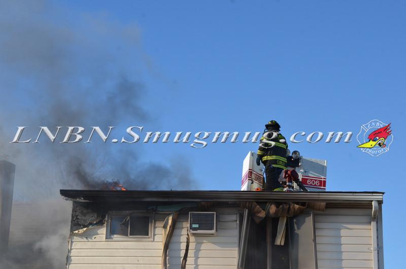 Bellmore F D  House Fire 105 Bellmill Road 11-23-13-14