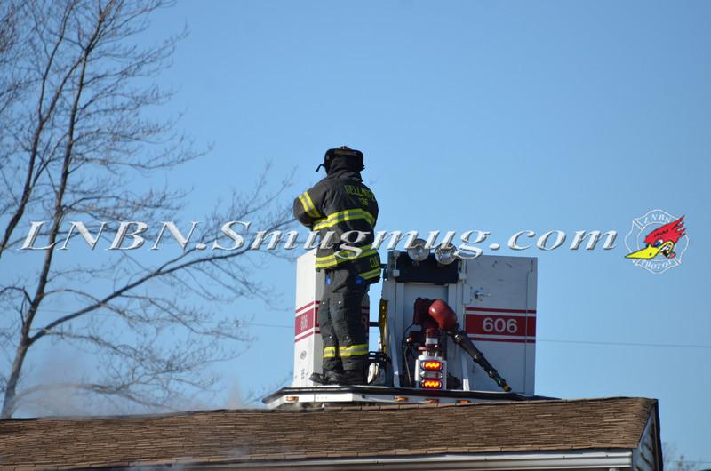 Bellmore F D  House Fire 105 Bellmill Road 11-23-13-4