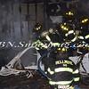 Bellmore F D  House Fire 2685 Rachel St 1-1-14-10