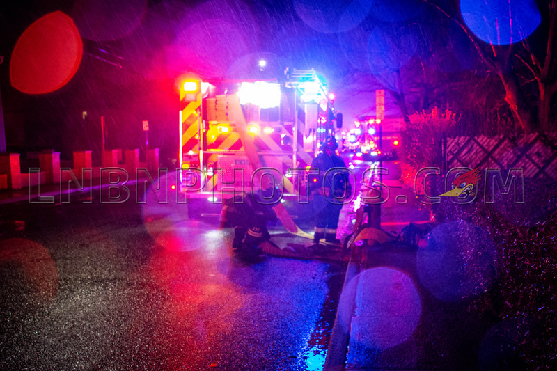 2019-12-29 Bellmore F D  House Fire 2769 Barbara Road - -001