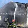 Bellmore F D  House Fire Martin Ave 4-5-12-13