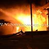 Bellmore F D  Overturned Tanker with Fire Sunrise Highway 12-17-13-19
