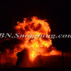 Bellmore F D  Overturned Tanker with Fire Sunrise Highway 12-17-13-5