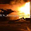 Bellmore F D  Overturned Tanker with Fire Sunrise Highway 12-17-13-18