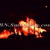 Bellmore F D  Overturned Tanker with Fire Sunrise Highway 12-17-13-4