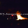 Bellmore F D  Overturned Tanker with Fire Sunrise Highway 12-17-13-1