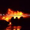 Bellmore F D  Overturned Tanker with Fire Sunrise Highway 12-17-13-15