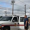 Bellmore F D  Ped Struck Merrick Rd & Sunrise Ave 8-16-11-7