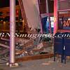 Bellmore F D  Truck vs Post Office Merrick Rd  & Center Ave  9-27-11-12