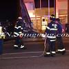 Bellmore F D  Truck vs Post Office Merrick Rd  & Center Ave  9-27-11-10