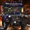Bellmore F D  Truck vs Post Office Merrick Rd  & Center Ave  9-27-11-5