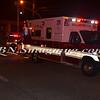Bellmore F D  Truck vs Post Office Merrick Rd  & Center Ave  9-27-11-8