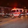 Bellmore F D  Truck vs Post Office Merrick Rd  & Center Ave  9-27-11-9
