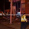 Bellmore F D  Truck vs Post Office Merrick Rd  & Center Ave  9-27-11-11