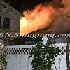 Bellmore F D  Working Garage Fire 2440 Wilson Ave  1-13-12-17