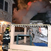 Bellmore F D  Working Garage Fire 2440 Wilson Ave  1-13-12-11