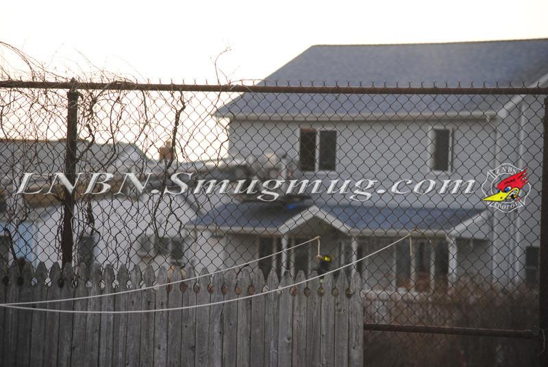 Bethpage F D  House Fire 2 Lexington Ave 1-4-12-1