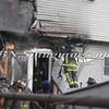 Bethpage F D  House Fire 2 Lexington Ave 1-4-12-10