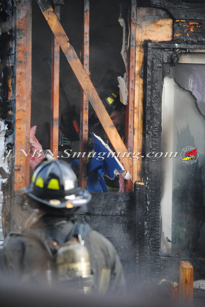 Bethpage F D  House Fire 2 Lexington Ave 1-4-12-18