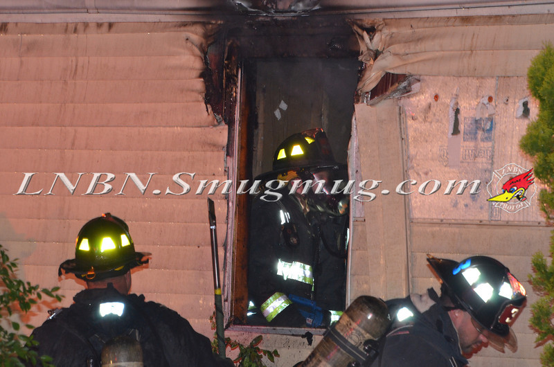 Bethpage F D  House Fire 61 Linden Ave 5-24-14-1