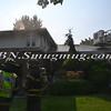 East Meadow F D House Fire 129 BEVERLY PL CS STEPHEN ST 8-21-2013-2-2