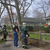 East Meadow F D  House Fire 1477 Prospect Ave 3-22-12-4