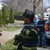 East Meadow F D  House Fire 1477 Prospect Ave 3-22-12-20