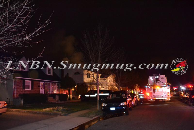 East Meadow F D  House Fire 195 Nancy Dr  12-14-11-1