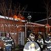 Elmont F D  Building Fire 21 Village Ave 5-3-15-3