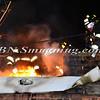 Elmont F D  Building Fire 21 Village Ave 5-3-15-5