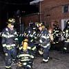 Elmont F D  Building Fire 21 Village Ave 5-3-15-11