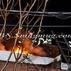 Elmont F D  Building Fire 21 Village Ave 5-3-15-2