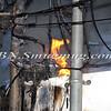 Elmont F D  Building Fire 21 Village Ave 5-3-15-8