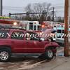 Farmingdale Car Vs Pole Merrits Rd  1-17-12-13