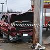 Farmingdale Car Vs Pole Merrits Rd  1-17-12-5