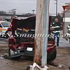 Farmingdale Car Vs Pole Merrits Rd  1-17-12-9