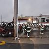 Farmingdale Car Vs Pole Merrits Rd  1-17-12-4