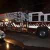 Farmingdale F D  Working Garage Fire Columbia St  1-10-12-16