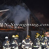 Farmingdale F D  Working Garage Fire Columbia St  1-10-12-6