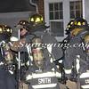 Farmingdale F D  Working Garage Fire Columbia St  1-10-12-4