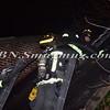Farmingdale F D  Working Garage Fire Columbia St  1-10-12-20
