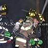 Farmingdale F D  Working Garage Fire Columbia St  1-10-12-8