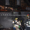 Farmingdale F D  Working Garage Fire Columbia St  1-10-12-10