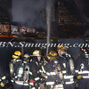 Farmingdale F D  Working Garage Fire Columbia St  1-10-12-5