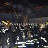 Farmingdale F D  Working Garage Fire Columbia St  1-10-12-7