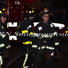 EMS Involved MVA Grand Ave  and Harrison Ave  Freeport 1-29-12-13