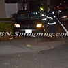 EMS Involved MVA Grand Ave  and Harrison Ave  Freeport 1-29-12-2