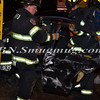 EMS Involved MVA Grand Ave  and Harrison Ave  Freeport 1-29-12-11